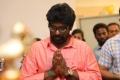 Director Ganeshaa @ Thimiru Pudichavan Movie Pooja Stills