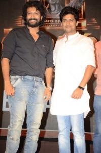 Satyadev, Nani @ Thimmarusu Movie Pre Release Event Stills