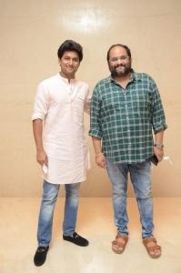 Nani, Mahesh S. Koneru @ Thimmarusu Movie Pre Release Event Stills