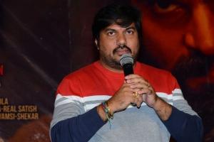 Thippara Meesam Movie Press Meet Stills