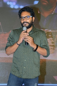 Music Director Suresh Bobbili @ Thipparaa Meesam Pre Release Event Stills