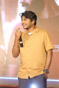 Cinematographer Siddhu @ Thipparaa Meesam Pre Release Event Stills