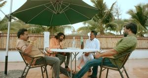 Azhagam Perumal in Thiravam Web Series Photos HD