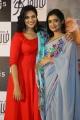 Actress Indhuja @ Zee5 Tamil Original Web Series Thiravam Press Meet Stills