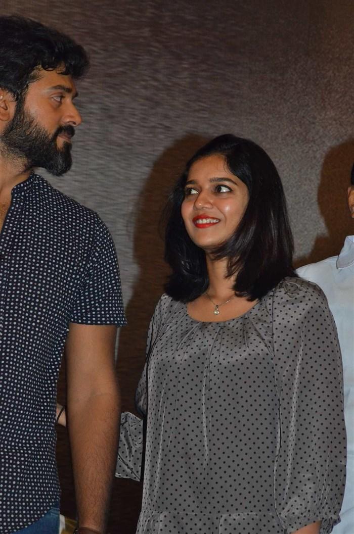 Actress Swathi Reddy @ Thiri Movie Audio Launch Stills