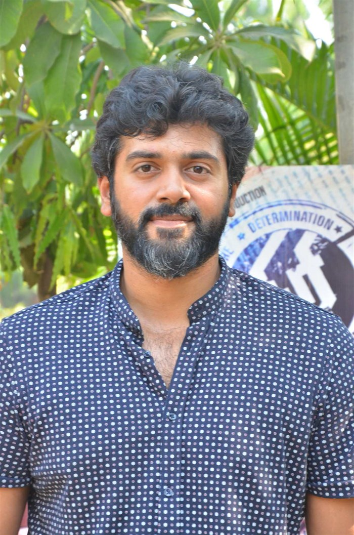 Hero Ashwin Kakumanu @ Thiri Movie Audio Launch Stills
