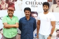 Thambi Ramaiah, Cheran, Umapathy @ Thirumanam Movie First Look Launch Stills