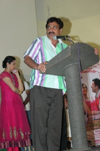 Ramesh Khanna at Thirumathi Thamizh Movie Press Meet Stills