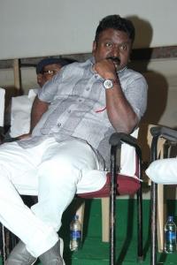 SA Rajkumar at Thirumathi Tamil Movie Press Meet Stills