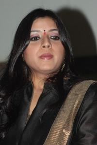 Keerthi Chawla at Thirumathi Thamizh Movie Press Meet Stills