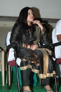 Keerthi Chawla at Thirumathi Tamil Movie Press Meet Stills