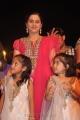 Actress Devayani daughters at Thirumathi Thamizh Audio Launch Photos
