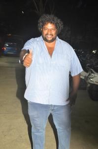 Music Director Srikanth Deva @ Thirunaal Movie Success Meet Stills