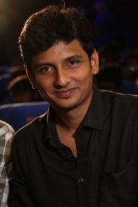 Actor Jiiva @ Thirunaal Movie Success Meet Stills
