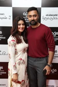Sneha, Prasanna @ Thiruttu Payale 2 Premiere Show Stills