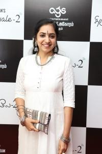 Thamizhachi Thangapandian @ Thiruttu Payale 2 Premiere Show Stills