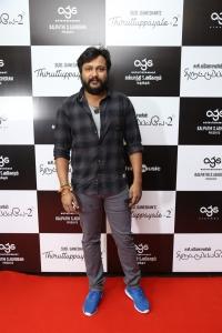 Actor Bobby Simha @ Thiruttu Payale 2 Premiere Show Stills