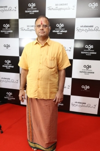 Kalpathi S. Ganesh @ Thiruttu Payale 2 Premiere Show Stills