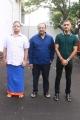 Kalpathi S Aghoram, Kalpathi S Ganesh, Kalpathi S Suresh @ Thiruttu Payale 2 Movie Pooja Stills