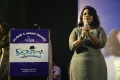 Malarvizhi Natesan @ Thiruvalar Panjangam Movie Audio Launch Stills