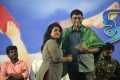 Malarvizhi Natesan, K Bhagyaraj @ Thiruvalar Panjangam Movie Audio Launch Stills