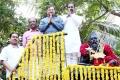 Vairamuthu & Tarun Vijay MP at Thiruvalluvar Tirunal Function