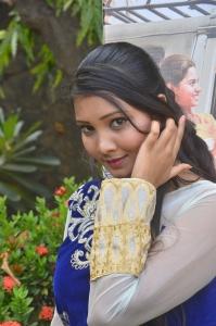 Actress Thanu Shetty @ Thittivasal Movie Audio Launch Stills