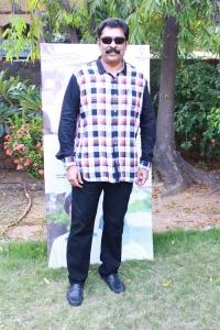 Ajay Rathnam @ Thittivasal Movie Audio Launch Stills