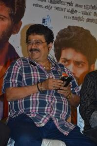 SV Sekar @ Thittivasal Movie Audio Launch Stills