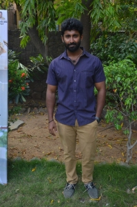 Actor Mahendran @ Thittivasal Movie Audio Launch Stills