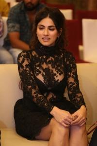 Actress Sapna Pabbi @ Tholi Prema Success Meet Stills