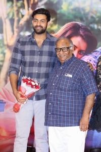 Varun Tej, BVSN Prasad @ Tholi Prema Success Meet Stills