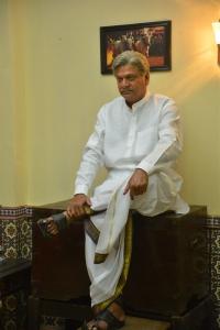 Actor Rajendra Prasad in Tholu Bommalata Movie Stills