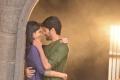 Harshitha Chowdary, Viswant in Tholu Bommalata Movie Stills