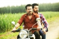 Samuthirakani, Vikranth in Thondan Movie Stills