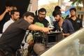 Rajesh M Selva, Sanu John Varughese @ Thoongavanam Movie Working Stills
