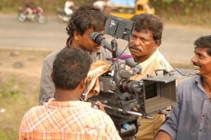Thoothuvan Movie Working Stills