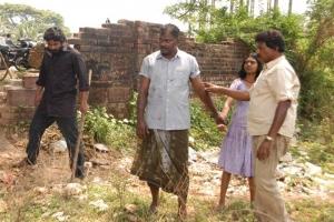 Thoothuvan Movie On Location Stills