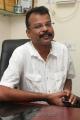 Producer Thuvar Chandrasekar @ Thottal Thodarum Movie Pooja Stills