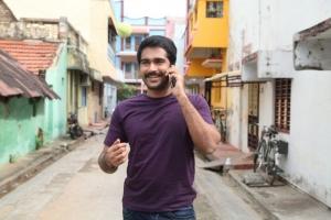 Actor Thaman Kumar in Thottal Thodarum New Stills