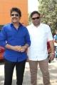 Nagarjuna, Vamsi Paidipally @ Thozha Movie Press Meet Stills