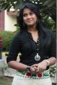 Actress Thulasi Nair Hot Stills at Kadal Press Show