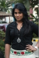 Actress Thulasi Nair Hot Stills at Kadal Movie Press Show