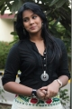 Actress Thulasi Nair Hot Stills at Kadal Movie Press Show