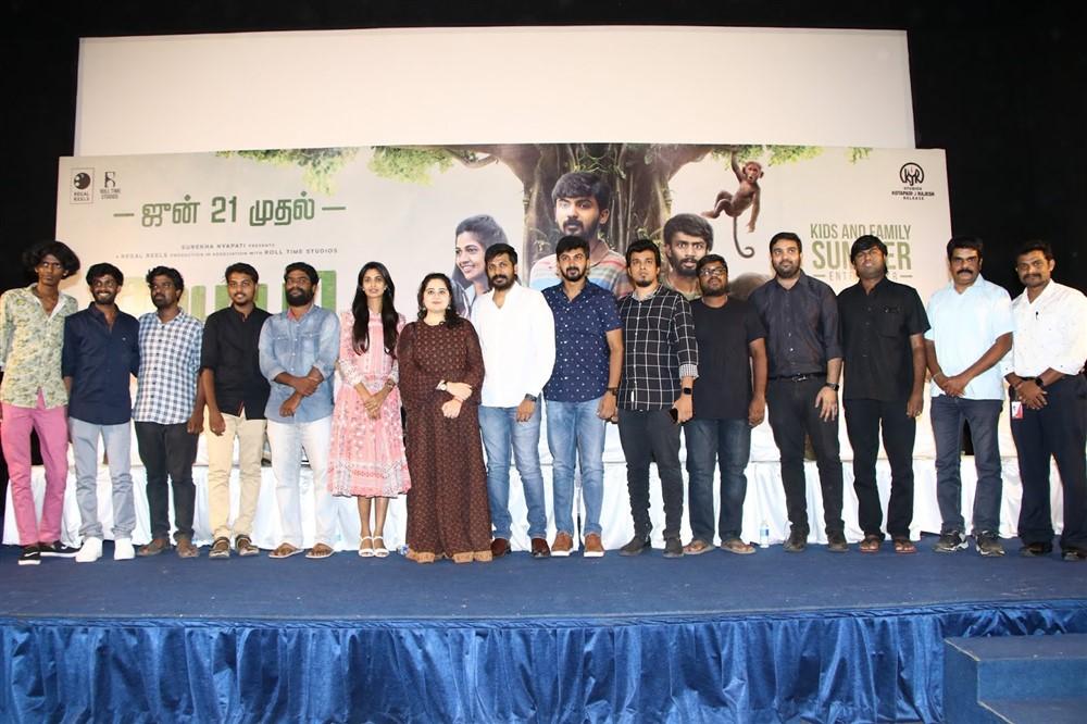 Thumbaa Movie Press Meet Stills