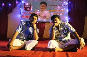 K.Bhagyaraj, Jayaram in Thunai Mudhalvar Tamil Movie Stills