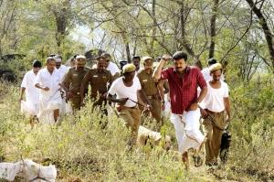 Actor Jayaram in Thunai Mudhalvar Tamil Movie Stills
