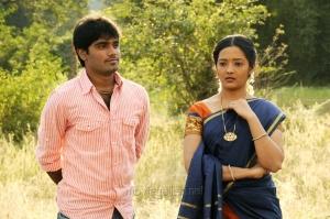 Actress Meenakshi in Thunai Mudhalvar Tamil Movie Stills