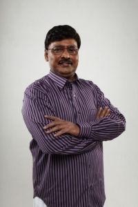 Actor K.Bhagyaraj in Thunai Muthalvar Movie Photos