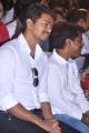 AR Murugadoss, Vijay at Thuppaki Movie Audio Launch Stills